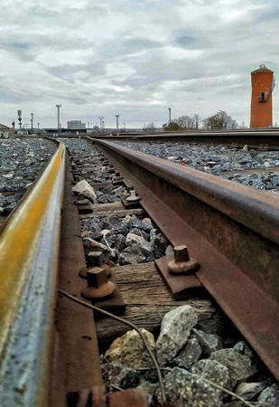 Fotografía: Merche Abad | Estación Aranda de Duero