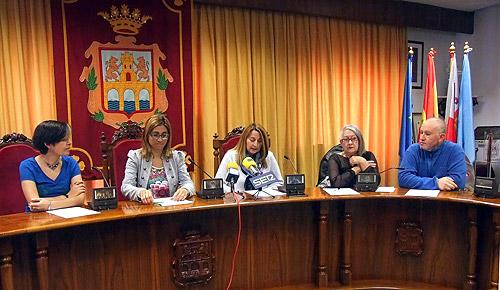 Fotografía: © ArandaHOY.com | Comunicación del dictámen en el Salón de Plenos de Aranda de Duero