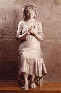 virgen convento la aguilera La Aguilera, faro de espiritualidad contemplativa