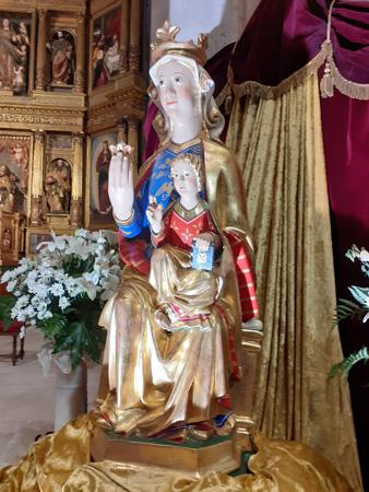 Virgen de la Mano Grande