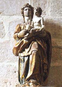 Imagen de trazas renacentistas