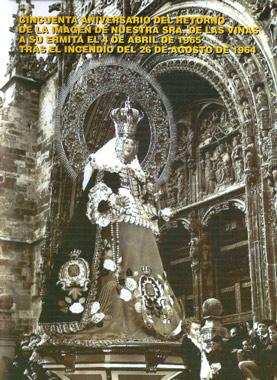 Retorno de la Virgen de las Viñas a su ermita