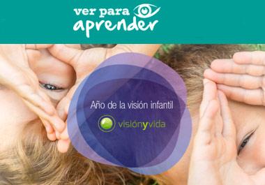 """Campaña de salud visual infantil """"Ver para Aprender"""""""
