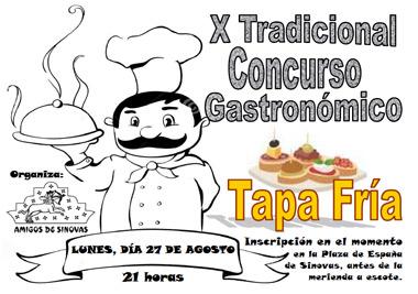 X Tradicional Concurso Gastronómico de San Queremos