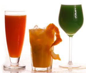 Propiedades antioxidantes de las frutas tropicales