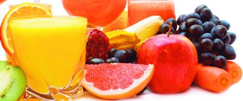 Zumos de Frutas Tropicales