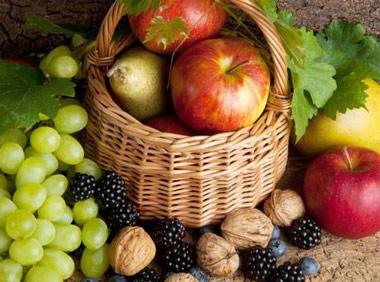 Este otoño fortalece tu organismo con zumo de frutas